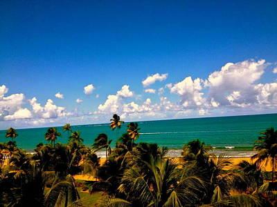 Photograph - Puerto Rican Escape  by Danielle  Broussard
