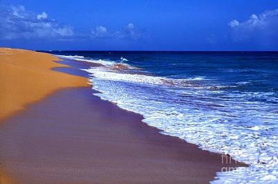 Puerto Rico Seascape Print by Thomas R Fletcher