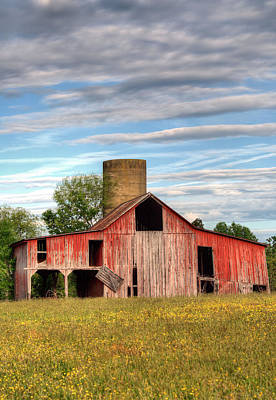 Bristersburg Virginia Photograph - Pure Country II by JC Findley