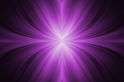 Purple Abstract Background Print by Somkiet Chanumporn