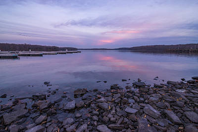 Pa State Parks Photograph - Purple Delight by Kristopher Schoenleber