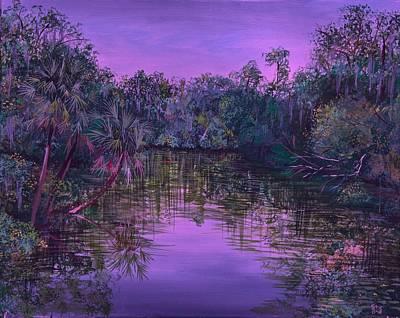 Photograph - Purple Haze by Virginia Bond