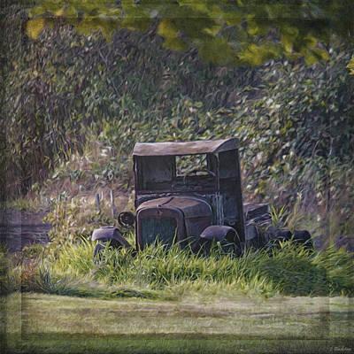 Put Out To Pasture Print by Jordan Blackstone