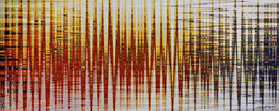 Rhythm And Blues Digital Art - Putsche 11 E Infinity Heartbeats Of Everlasting Love by Sir Josef - Social Critic - ART