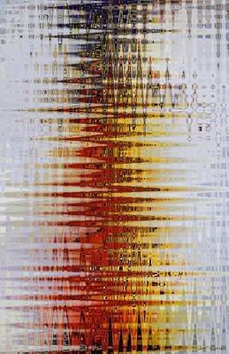 Rhythm And Blues Digital Art - Putsche 11 G Infinity Heartbeats Of Everlasting Love by Sir Josef - Social Critic - ART