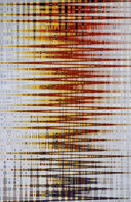 Rhythm And Blues Digital Art - Putsche 11 H Infinity Heartbeats Of Everlasting Love by Sir Josef - Social Critic - ART