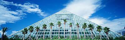 Galveston Photograph - Pyramid, Moody Gardens, Galveston by Panoramic Images
