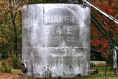 Farm Photograph - Quaker State by Michael Allen