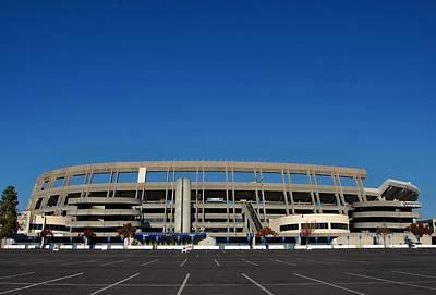 Qualcomm Stadium Print by See My  Photos