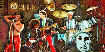 Queen Original by Tony Rubino