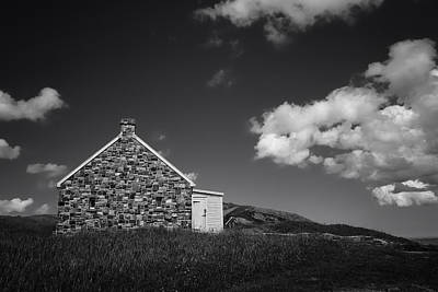 Canada Photograph - Queen's Battery by Ben Shields