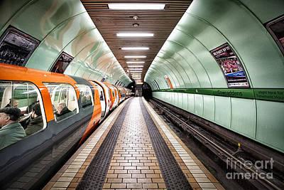 Clockwork Orange Photograph - Quiet Still by John Farnan