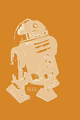 R2d2 Original by Toppart Sweden