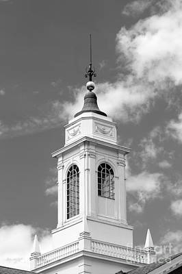 Harvard Photograph - Radcliffe College Cupola by University Icons