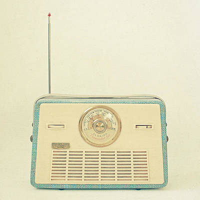 Cassia Photograph - Radio Days by Cassia Beck