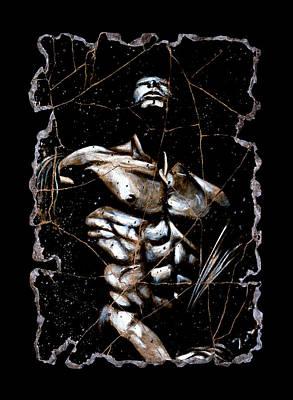 Rafael Print by Steve Bogdanoff