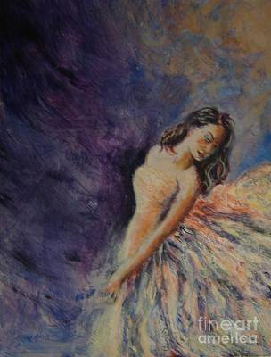 Painting - Rainbow Dancer by Vicki Wynberg