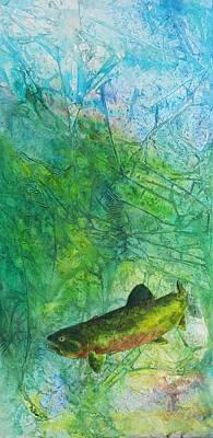 Painting - Rainbow Environment by David  Maynard