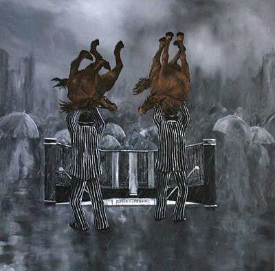 Raining In My Deams Original by Jean Walker
