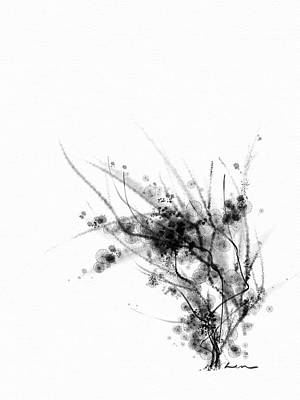 Ceramic Mixed Media - Rainy Day by Len YewHeng