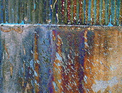Abstract Realism Digital Art - Rainy Day by Tom Druin
