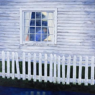 Rainy Morning Blues Original by Garry McMichael