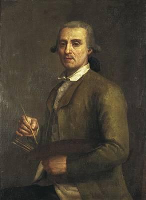 Self Portrait Photograph - Ramos Y Albertos, Francisco Javier by Everett