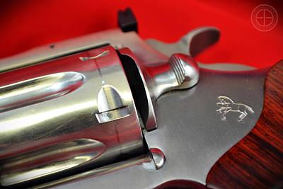 Diamondback Digital Art - Rampant Colt by Jorge Estrada