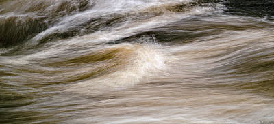 Rapids Print by Marty Saccone