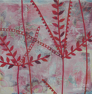 Rasberry Sorbet Original by Alaina Enslen