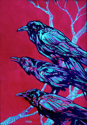 Raven Original by Derrick Higgins