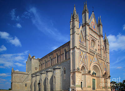 Orvieto Photograph - Reach For The Sky by Inge Johnsson