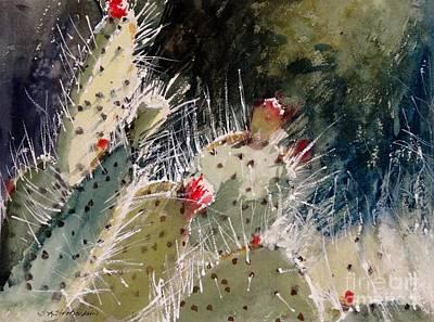 Reach For The Sun Print by Sandra Strohschein