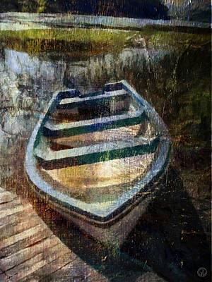Pier Digital Art - Ready For Summer Trips by Gun Legler
