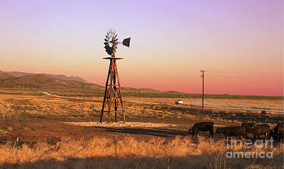 Real West Texas  Original by Paul Anderson