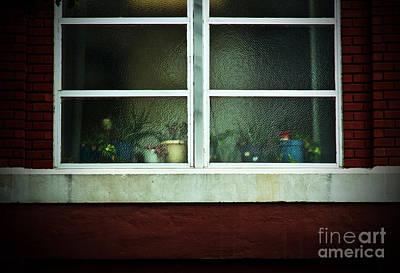 Rear Window Print by Fred Lassmann