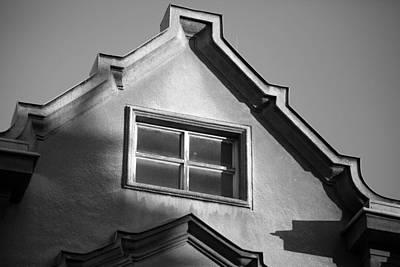 Rear Window II. Original by Jure Dolzan Pancolart