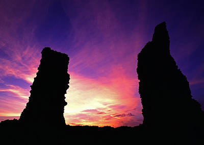 Reculver Photograph - Reculver Ruins At Sunrise by John Topman