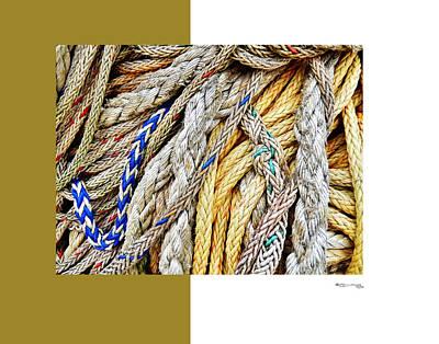 Redes 5 Print by Xoanxo Cespon