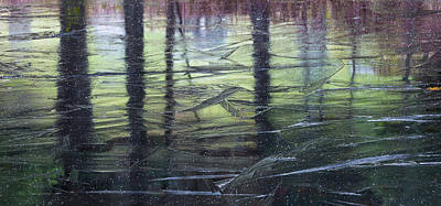 Transition Photograph - Reflecting On Transitions by Mary Amerman