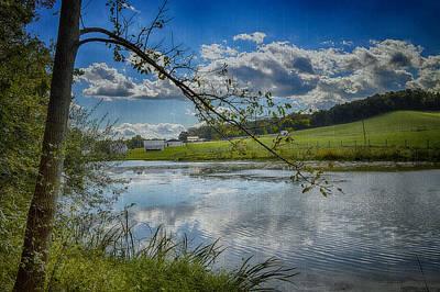 Kathy Jennings Photograph - Reflections Of A Beautiful Day by Kathy Jennings