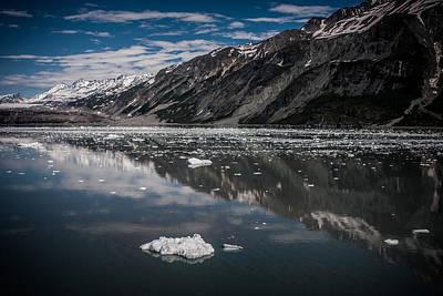 Reflections Of Alaska Print by Dayne Reast