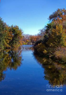 Reflections Of Autumn Original by Jon Burch Photography