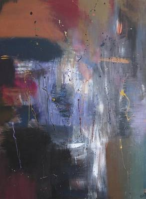 Self Discovery Painting - Reflections Of Me by Robyn Punko