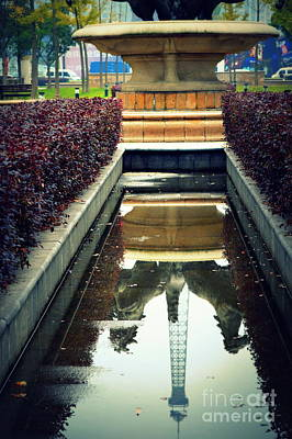 Photograph - Reflections by Shawna Gibson