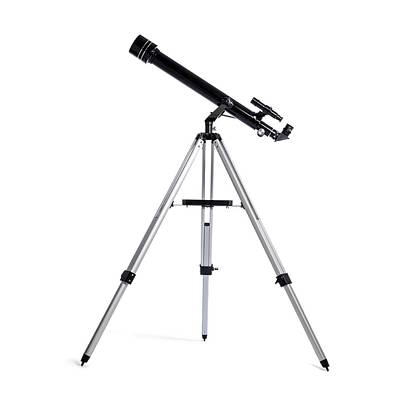 Refracting Telescope Print by Science Photo Library