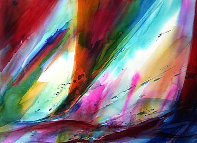 Painting - Regatta by Julianne Felton