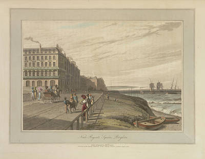 Regent's Square Print by British Library