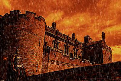 Super Castle Digital Art - Reign Season by Ljay