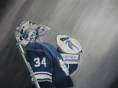 Reimer Print by Clifford Knoll